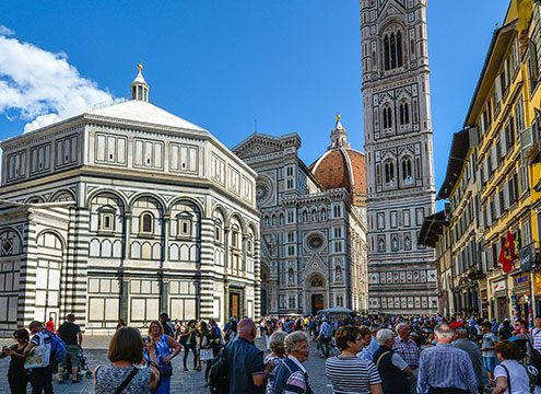 CEPA faculty-led program - art and architecture in Italy