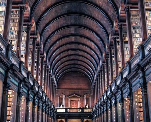 CEPA faculty-led program in Irish literature and history