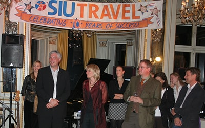 SIU Travel anniversary