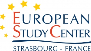 Logo European Study Center (ESC) in Strasbourg France