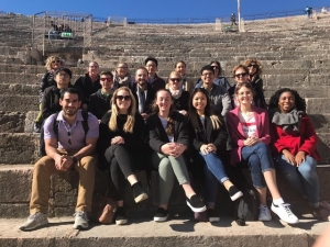 UAB international business study abroad program in Italy