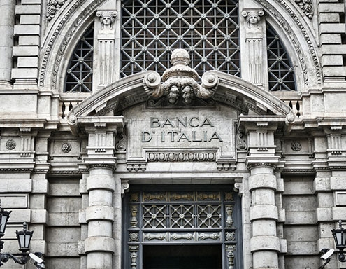 business and finance in Italy